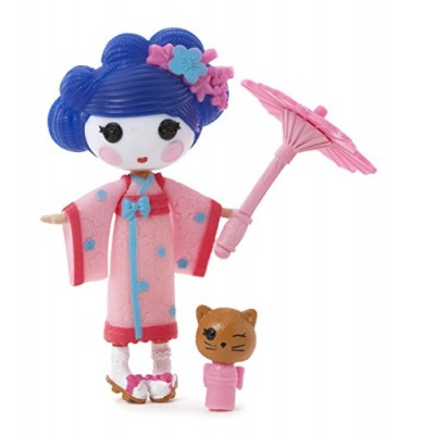 Lalaloopsy Mini Yuki Kimono Doll