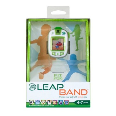 LeapFrog LeapBand, Green