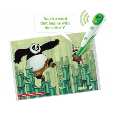 Leapfrog Tag Activity Storybook Kung Fu Panda: Po's Tasty Training
