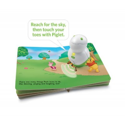 LeapFrog Tag Junior Book: Pooh Loves To (works with LeapReader Junior)