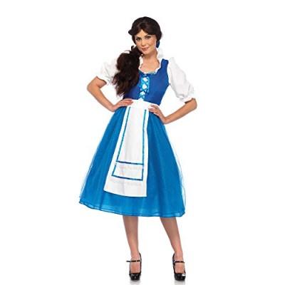 Village Beauty Costume - Large - Dress Size 12-14