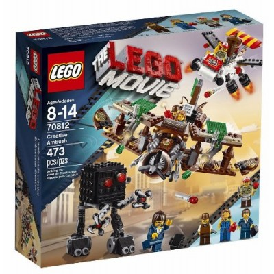 LEGO Movie 70812 Creative Ambush