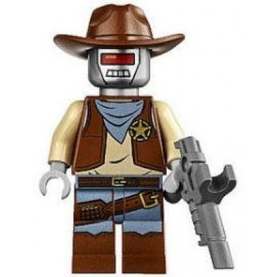 LEGO The Movie LOOSE Mini Figure Deputron