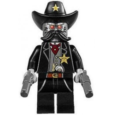 LEGO The Movie Minifigure: Sheriff Not A Robot