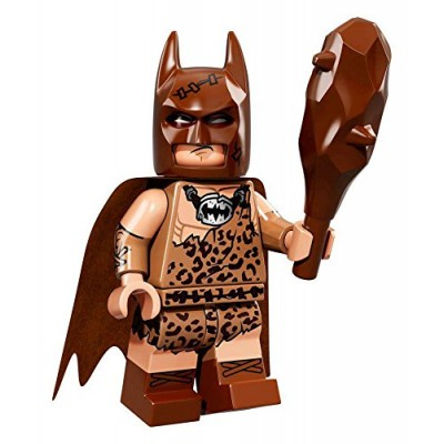 DC LEGO Batman Movie Clan of the Cave Batman Minifigure [Loose]