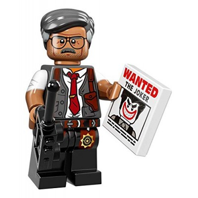 DC LEGO Batman Movie Commissioner Gordon Minifigure [Loose]