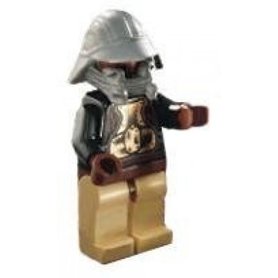 Lando Calrissian (Skiff Guard) - LEGO Star Wars Figure