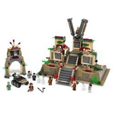 LEGO® Indiana Jones Temple of the Crystal Skull