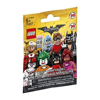 LEGO 71017 - Minifigure Batman Movie - 1 Sealed Bag
