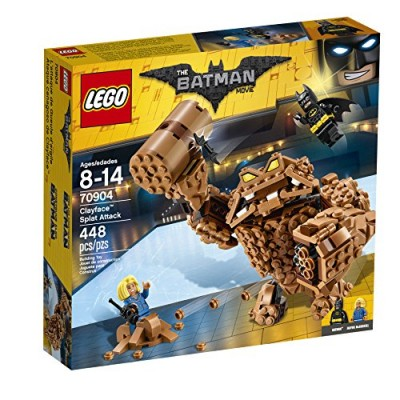 LEGO Batman Movie Clayface Splat Attack 70904