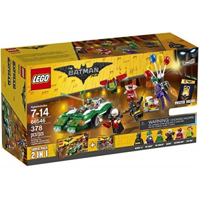 LEGO Batman Movie Super Pack 66546 (378 Piece)