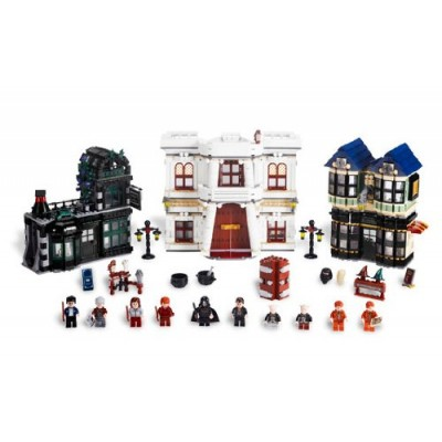 LEGO Harry Potter Diagon Alley 10217