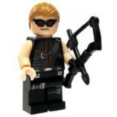Lego Marvel Super Heroes Hawkeye Minifigure