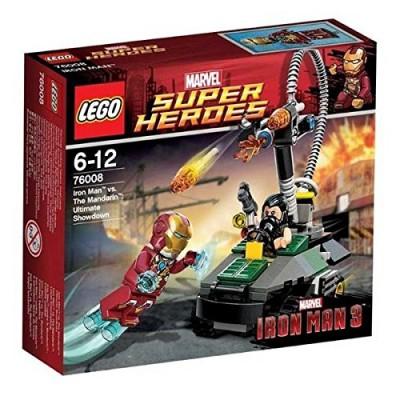 Lego Marvel Super Heroes Iron man Minifigure
