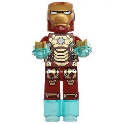 LEGO Marvel Super Heroes Minifgure Iron Man (Mark 42 Armor)