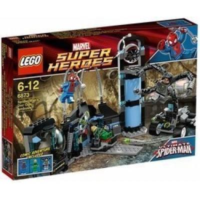 Lego Marvel Super Heroes Spider-Mans Doc Ock Ambush (6873)