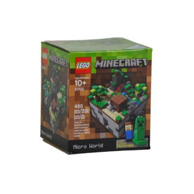 LEGO Minecraft, Micro World 21102