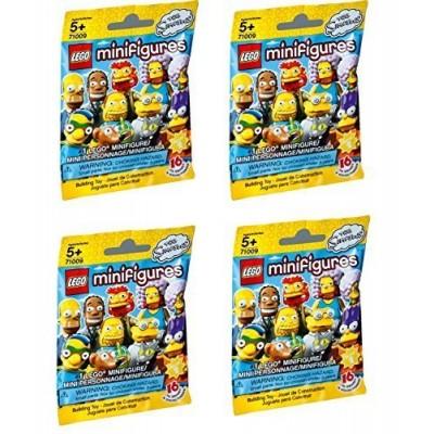 LEGO Minifigures The Simpsons Series 2 - Random 4 Packs (71009)