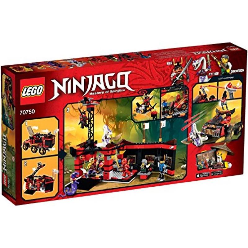 Lego Ninja Toys : Lego ninjago ninja db toy