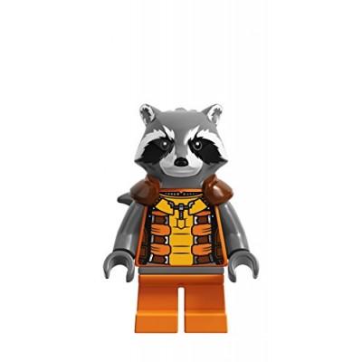 LEGO Rocket Raccoon Super Heroes Guardians of the Galaxy Minifigure