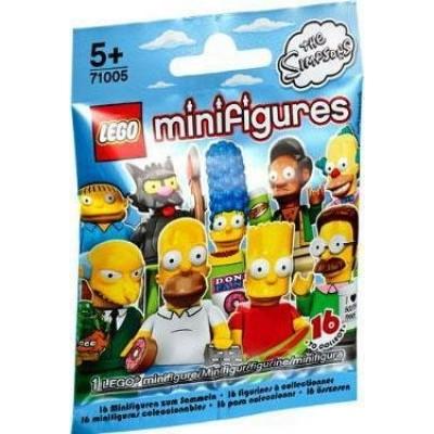 LEGO Simpsons Minifigures Series 13 - 10 Random Packs