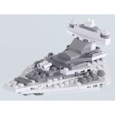 Lego Star Wars #4492 Mini Building Set Star Destroyer