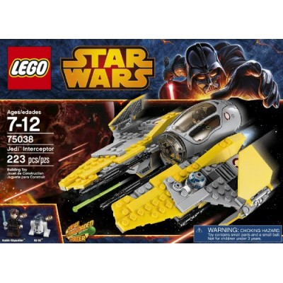 LEGO Star Wars 75038 Jedi Interceptor
