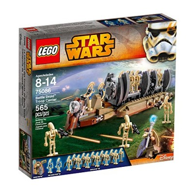 Lego Star Wars - 75086 Battle Droid Troop Carrier