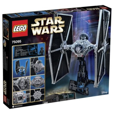 LEGO Star Wars 75095 Tie Fighter Building Kit