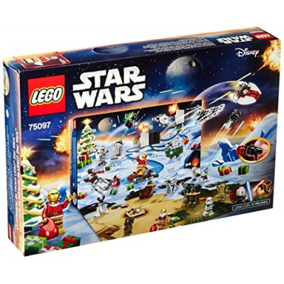LEGO Star Wars 75097 Advent Calendar Building Kit