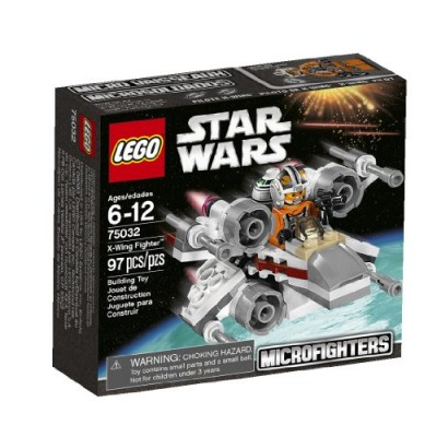 Lego, Star Wars Microfighters Series 1 X-Wing Fighter (75032)
