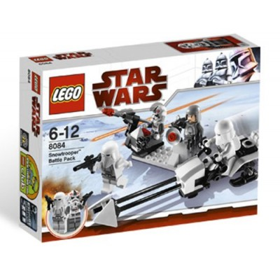 LEGO Star Wars Snow Trooper Battle Pack (8084)