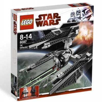 LEGO Star Wars Tie Defender (8087)