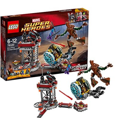 LEGO Super Heroes 76020: Knowhere Escape Mission