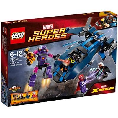 LEGO Super Heroes 76022: X-Men 1