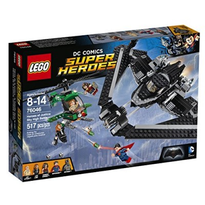 LEGO Super Heroes Heroes of Justice: Sky High Battle 76046