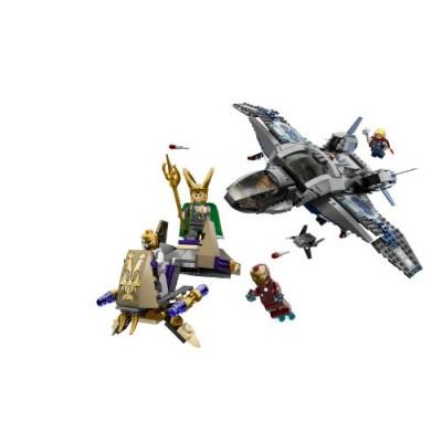 LEGO Super Heroes Quinjet Aerial Battle
