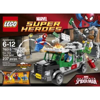 LEGO Superheroes 76015 Doc Ock Truck Heist