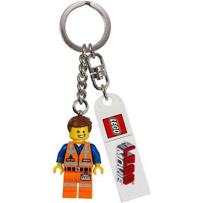 LEGO The Movie Emmet Key Chain