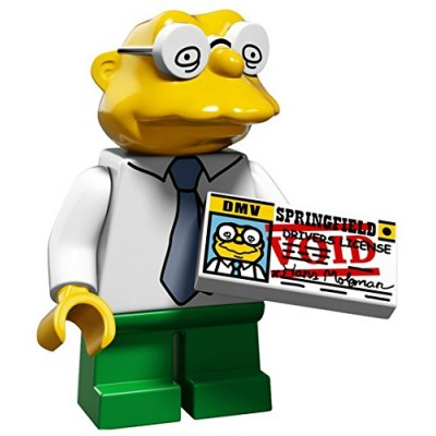 LEGO The Simpsons Series 2 Collectible Minifigure 71009 - Hans Moleman