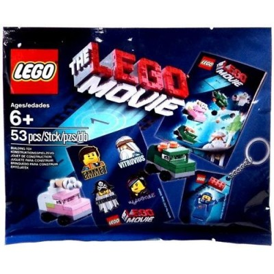 The LEGO Movie 53 Piece Bagged Exclusive Set (5002041)