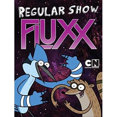 Regular Show Fluxx