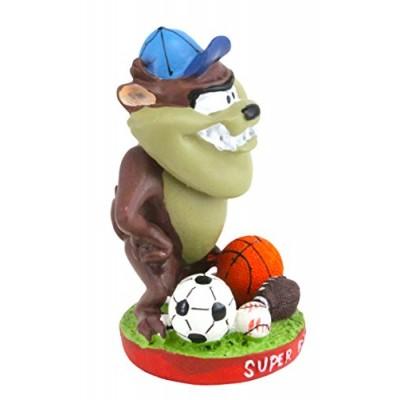 Looney Tunes Sports Fan Taz Bobble Head