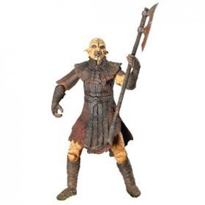 Lord of the Rings Trilogy Two Towers Action Figure Series 3 Isengard Orc with Axe