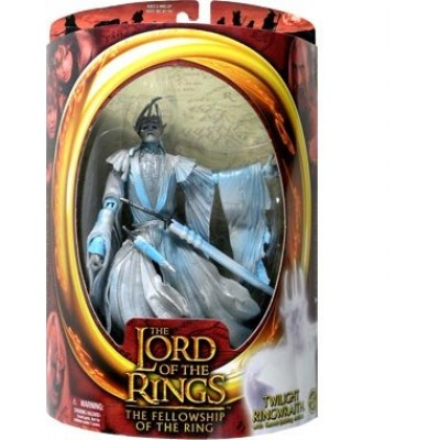 Lord of the Rings Fellowship of the Ring Action Figure Twilight Ringwraith