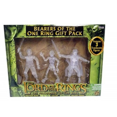 Lord of the Rings Fellowship of the Ring Bearers Of The One Ring Action Figure Multipack