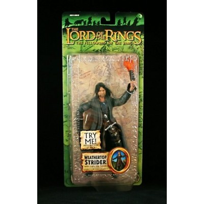 Lord of the Rings Fellowship of the Ring Series 5 Figure: Weather Top Strider