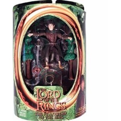 Lord of the Rings Frodo with Ring Fellowship of the Ring