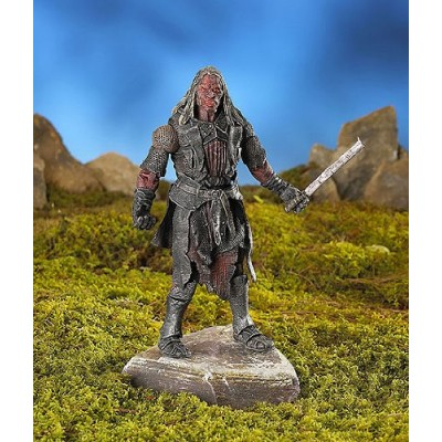 Lord of the Rings Shagrat Figure From the Two Towers Movie