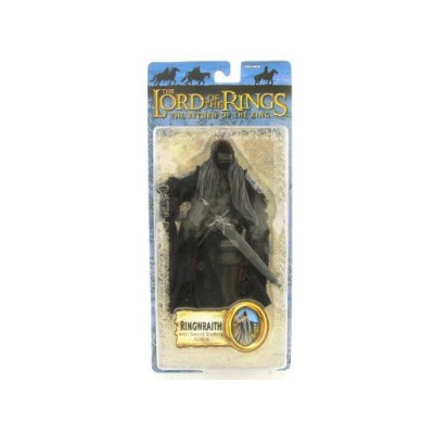 Lord of the Rings Trilogy Return of the King Action Figure Series 3 Ringwraith with SwordSlashing Action